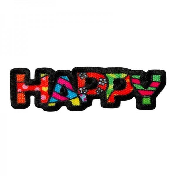 Aufbügler & Applikation-Happy