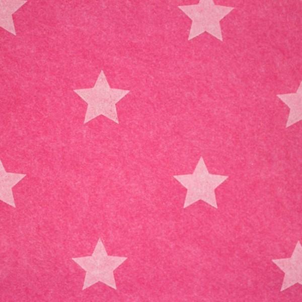 3,0 mm Filz-Stars-90 cm breit-Pink meliert