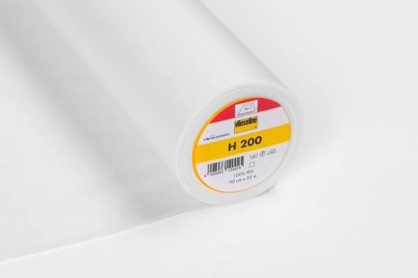 Bügeleinlage-H200-Weiss