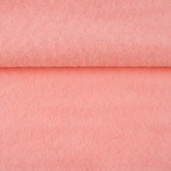 1,5 mm Filz-Kerstin-20 cm x 30 cm Platten-Altrosa