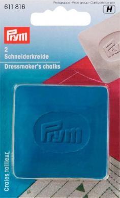 Schneiderkreide-Platten, blau