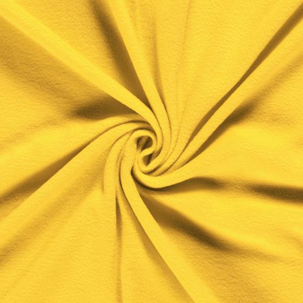 Microfleece-Max-Gelb