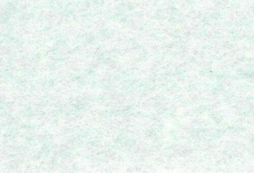 1,5 mm Filz-Kerstin-45 cm breit-Weiss