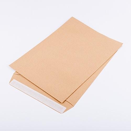 250 Versandtaschen B4 -ohne Fenster-haftklebend-120 g/m²
