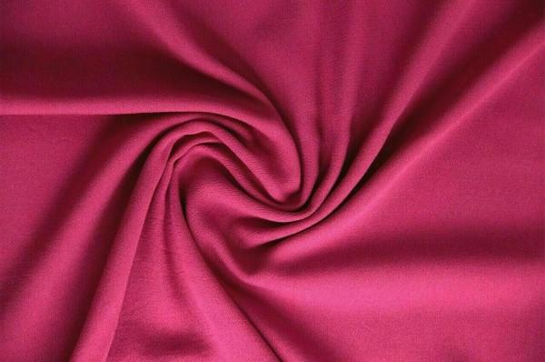 Viskose-Krepp-Georgette-Pink