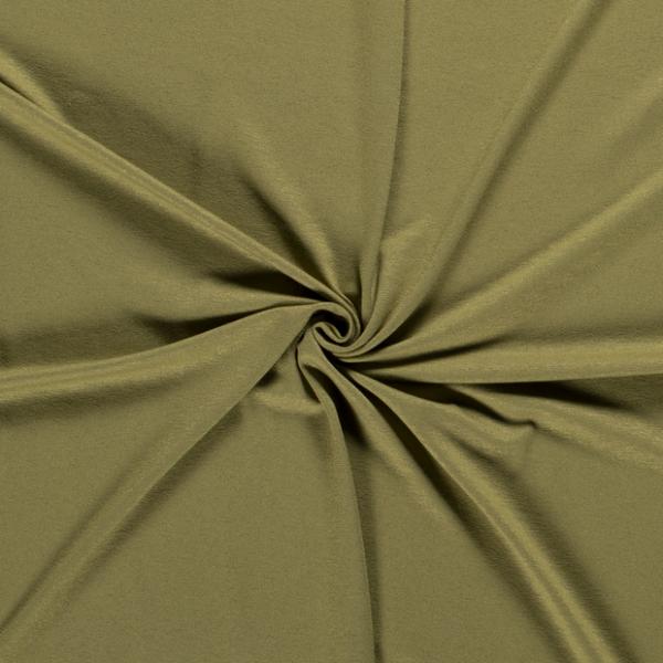 Elastik-Viskose-Dennis-Olivgrün
