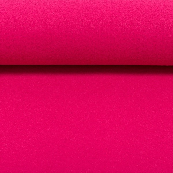 5,0 mm Filz-Carsten-22 cm x 25 cm Platten-Pink