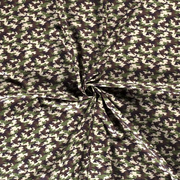 Baumwolle-Camouflage-Khaki
