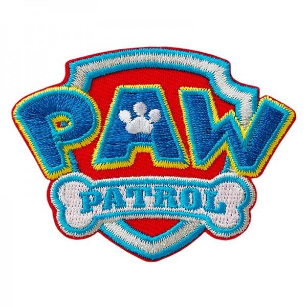 Aufbügler & Applikation-PAW Patrol