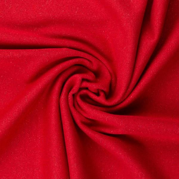 Glamourbündchen-Bianca-Rot