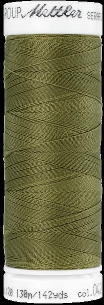 SERAFLEX®-Elastisches Nähgarn-130m-Olive Drap