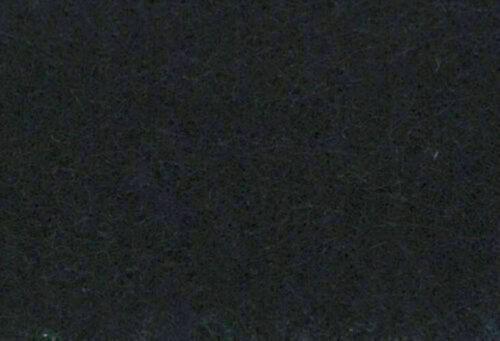 3,0 mm Filz-Philipp-90 cm breit-Schwarz