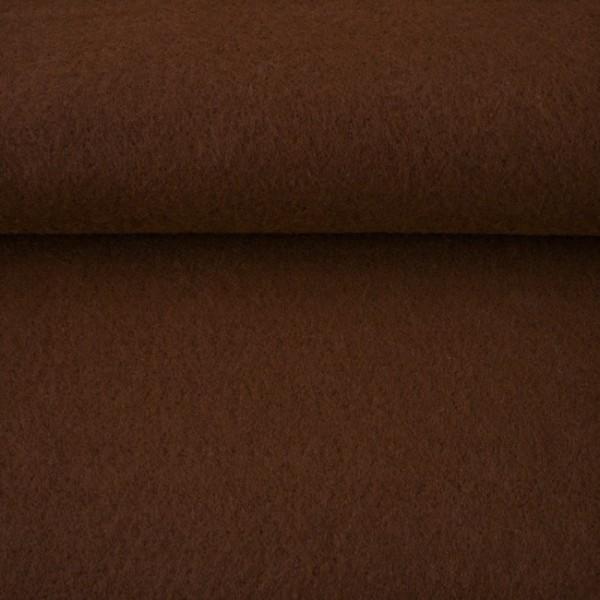 5,0 mm Filz-Carsten-22 cm x 25 cm Platten-Braun