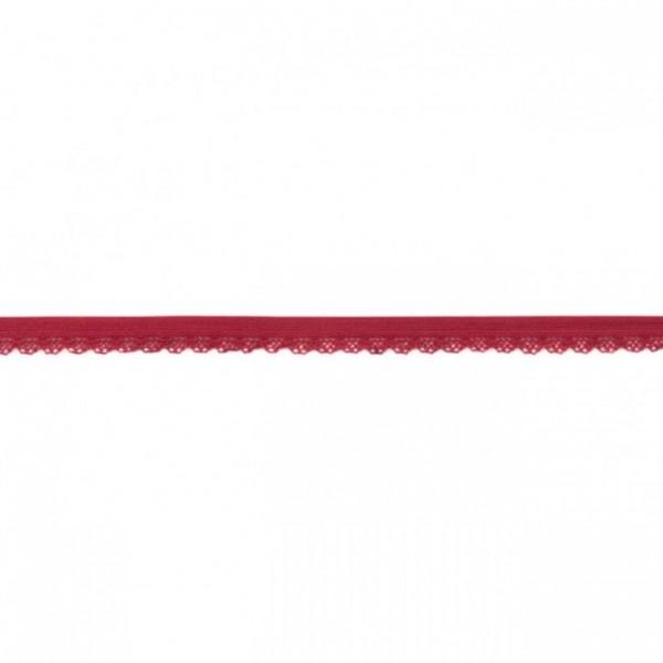 Elastische-Spitze-Bogenkante-11 mm-Bordeaux