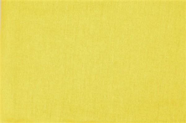 Viskose-Leinen-Viccy-Gelb