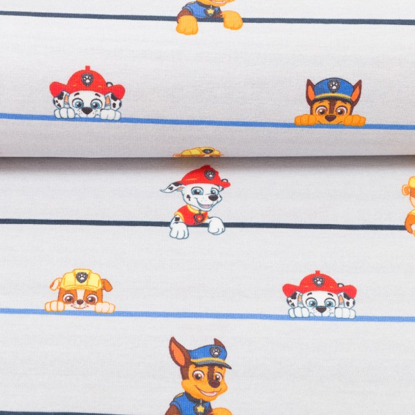 PAW Patrol-Hunde mit Streifen-grau