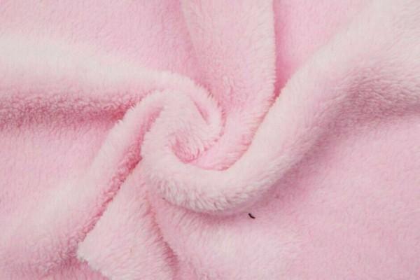 Wellness Fleece-Struppy-Rosa