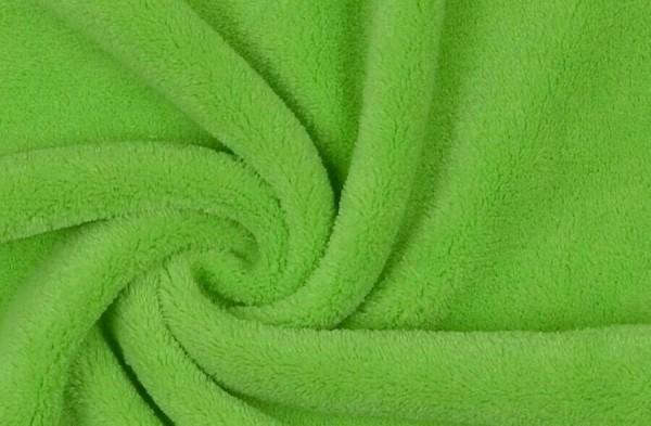 Wellness Fleece-Struppy-Hellgrün