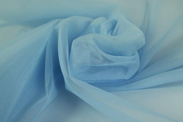 Tüll-Uwe-Softmesh-Eisblau