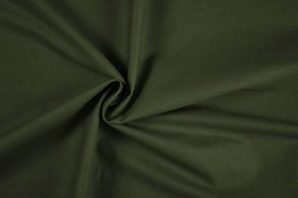 Baumwolle-Fahnentuch-Petra-Armydunkel