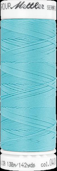SERAFLEX®-Elastisches Nähgarn-130m-Aqua