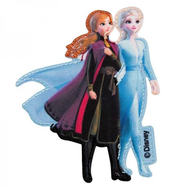 Aufbügler & Applikation-Anna & Elsa