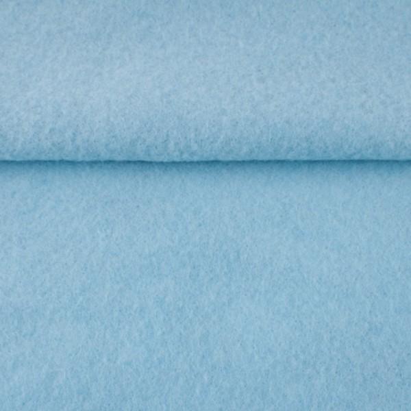 1,5 mm Filz-Kerstin-20 cm x 30 cm Platten-Hellblau