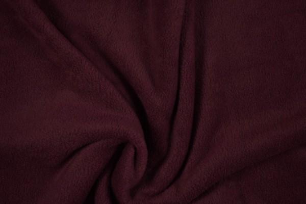 Polarfleece-Arthur-Bordeauxrot