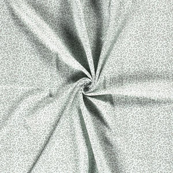 Musselin-Bärbel-Kleine Blumen-Minze