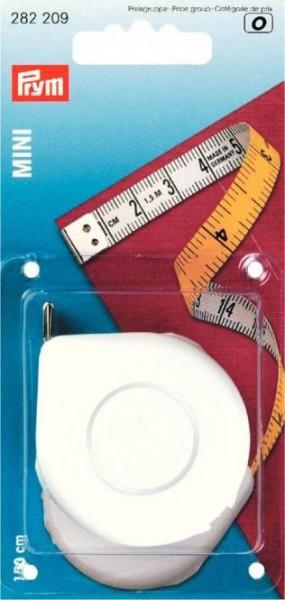 Rollmaßband Mini, 150cm/cm