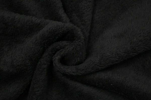 Wellness Fleece-Struppy-Schwarz