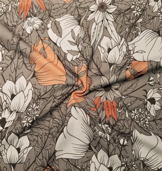 Jersey-Blumen und Blüten