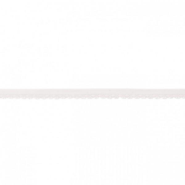 Elastische-Spitze-Bogenkante-11 mm-Weiss