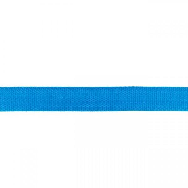Gurtband-25 mm-Polypropylen-Aqua