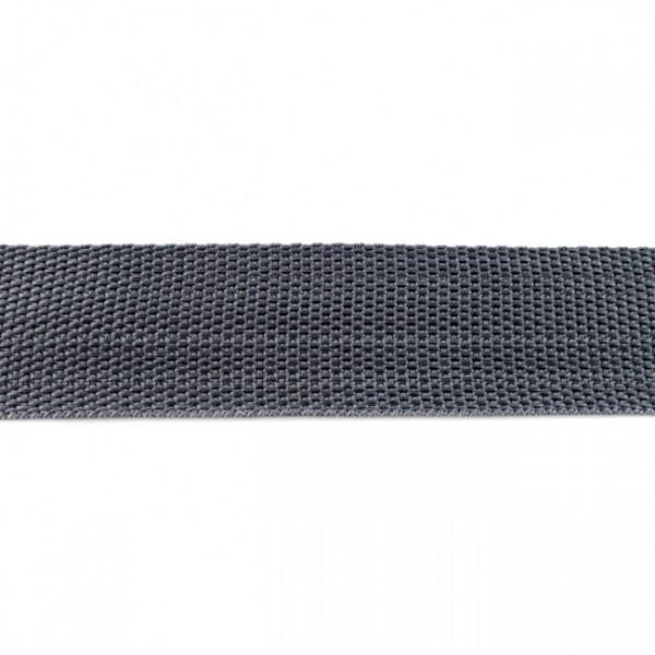 Gurtband-40 mm-Polypropylen-Anthrazit