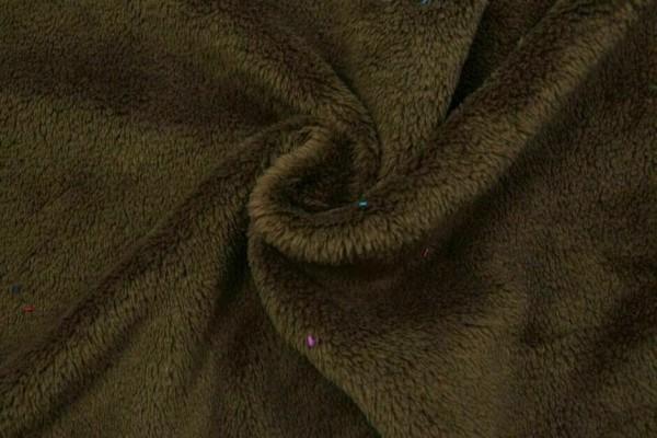 Wellness Fleece-Struppy-Braun
