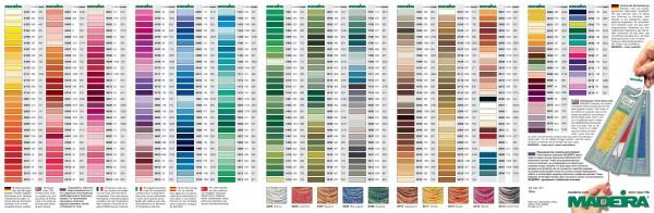 Sticktwist-10 Meter-360 Farben