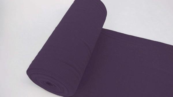 Bündchen-Luc-35er Schlauch-Dunkel Violett