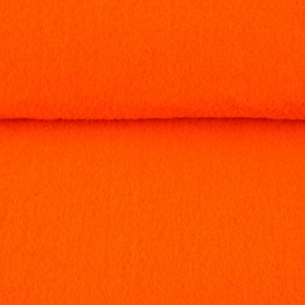 5,0 mm Filz-Carsten-22 cm x 25 cm Platten-Orange