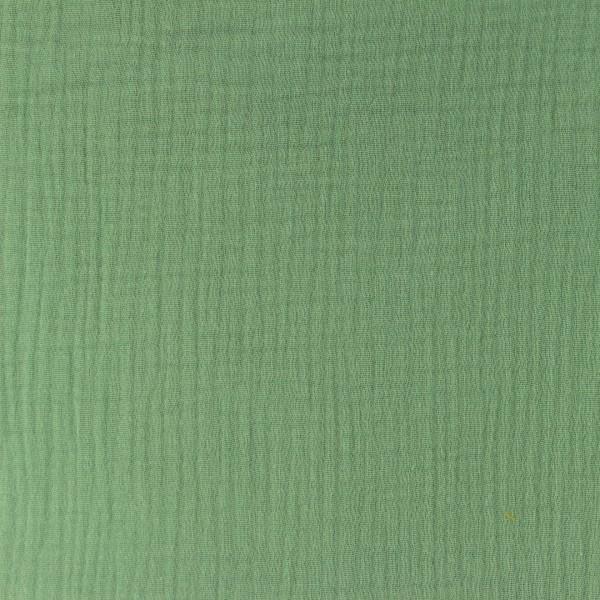 Organic-Musselin-Kim-Altgrün