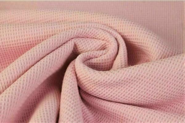 Waffelpique-Editha-mini-Pink