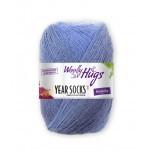 Wolly Hugs-Years Sock- Verlaufsgarn-Juli