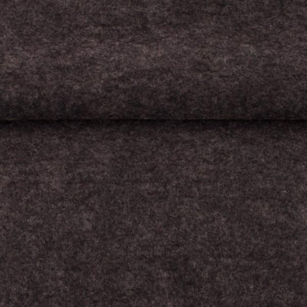1,5 mm Filz-Kerstin-20 cm x 30 cm Platten-Dunkelgrau meliert