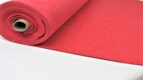 3,0 mm Filz-Philipp-100 cm breit-Rot