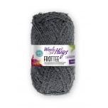 Woolly Hugs-Frottee-Dunkelgrau