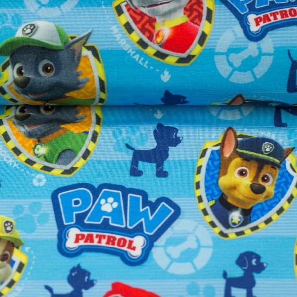PAW Patrol-Hunde in Uniform-Blau