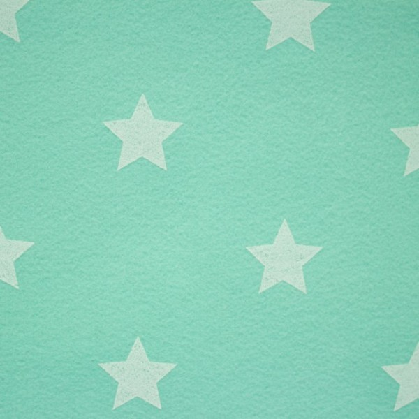 3,0 mm Filz-Stars-90 cm breit-Mint