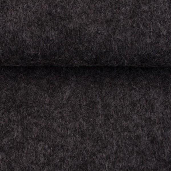 5,0 mm Filz-Carsten-22 cm x 25 cm Platten-Dunkelgrau meliert