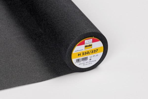 Bügeleinlage-H250-Schwarz