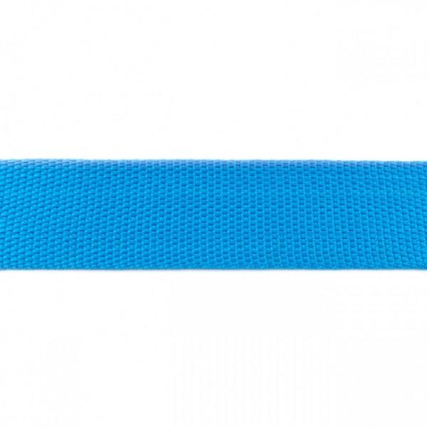 Gurtband-40 mm-Polypropylen-Aqua